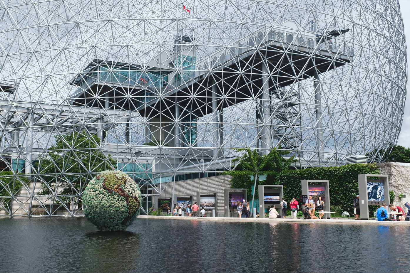 The Montreal Biosphère