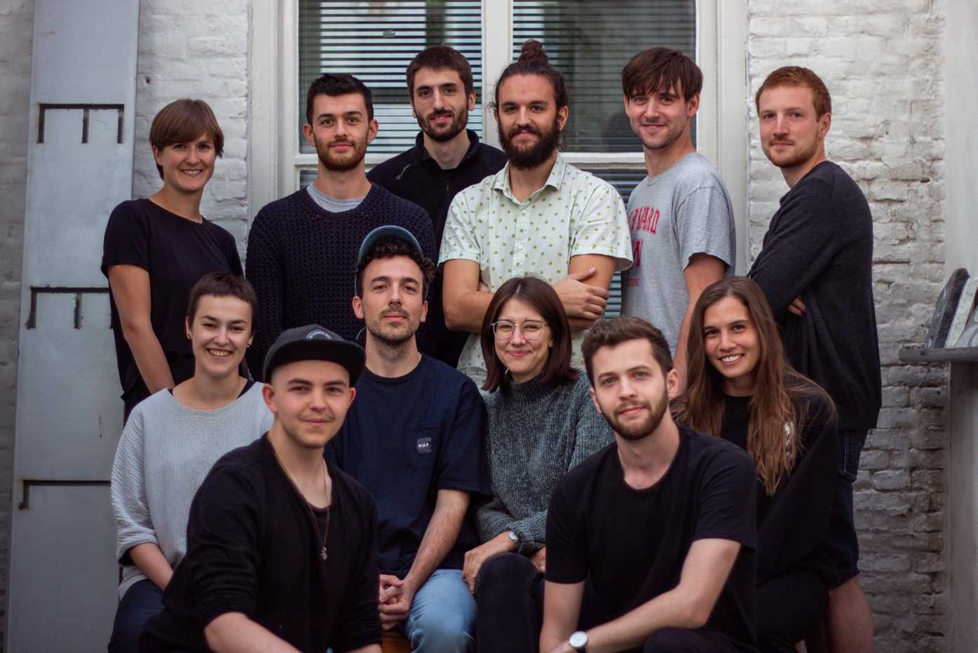 The class of TypeMedia 2019